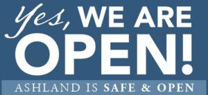Ashland Safe and Open